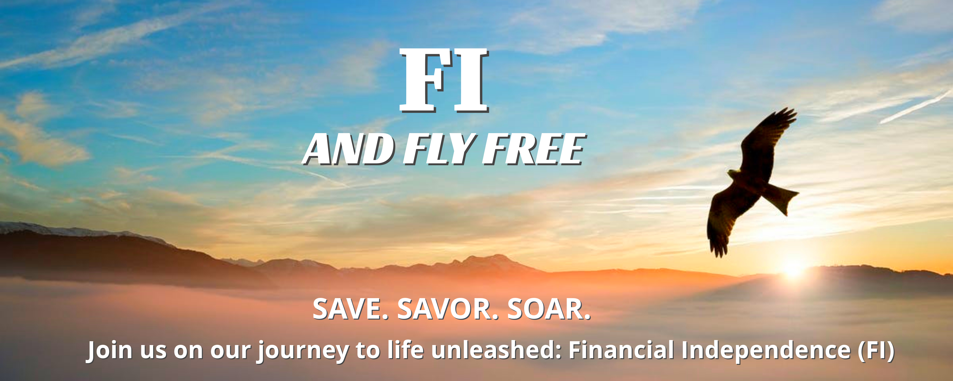 FI and Fly Free: Financial Independence